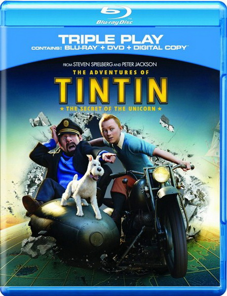 2149 - The Adventures Of Tintin