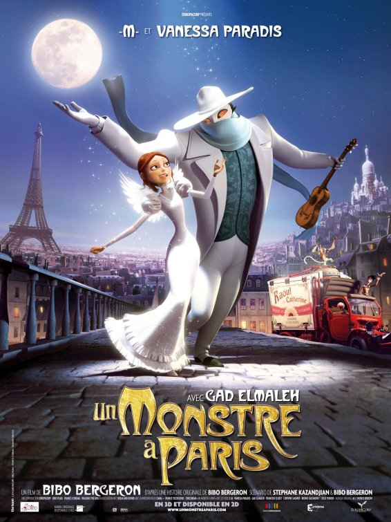2141 - A Monster In Paris