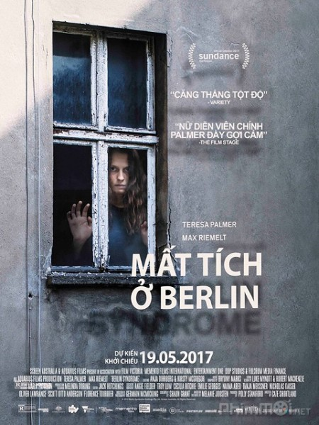 HD0706 - Berlin Syndrome 2017 - Mất Tích ở Berlin