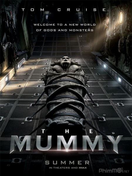 HD0730 - The Mummy 2017 - Xác Ướp
