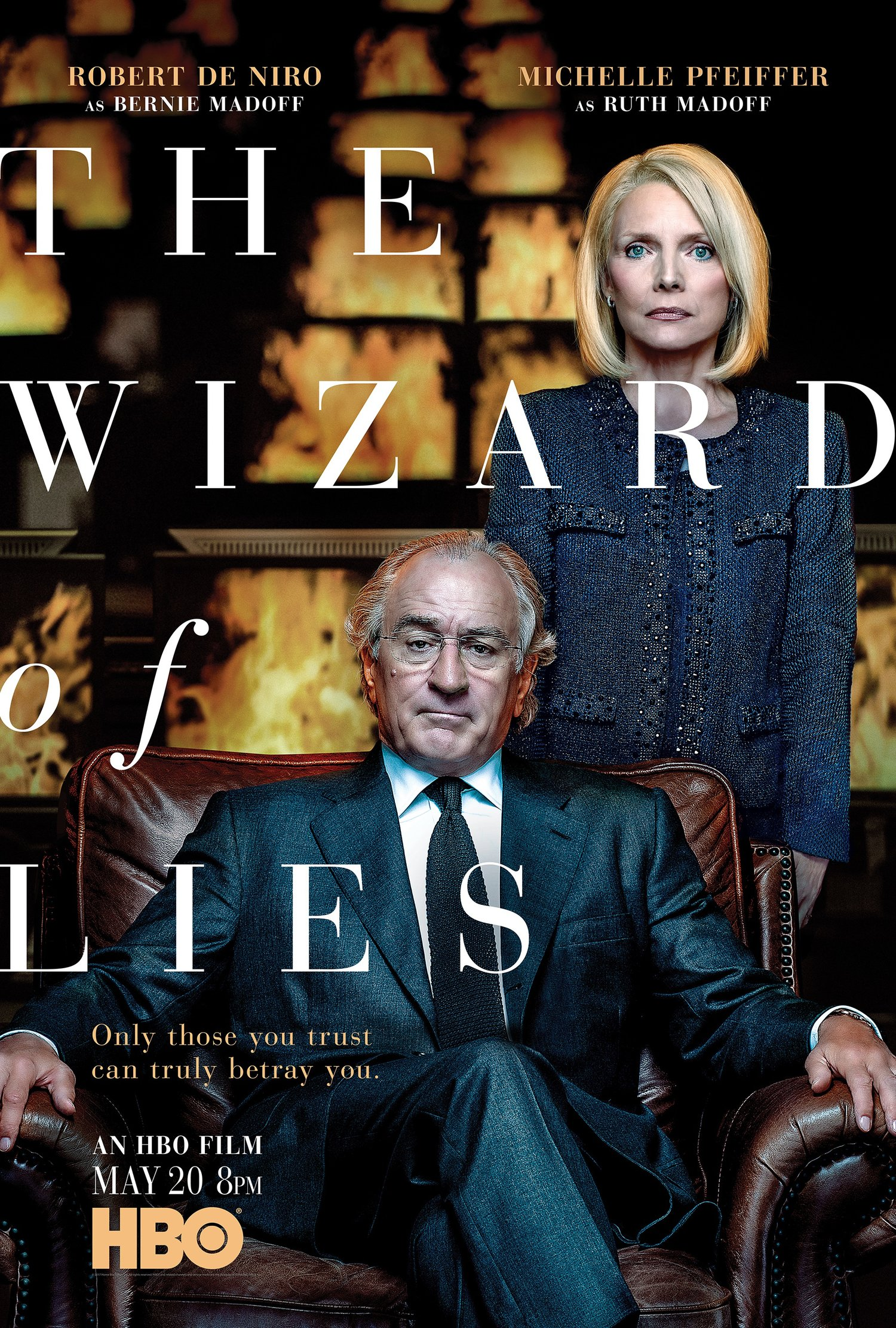 HD0740 - The Wizard of Lies 2017 - Bậc Thầy Lừa Đảo