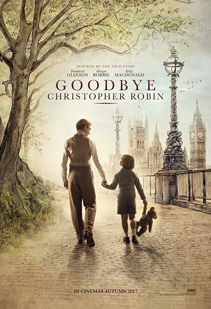 HD0779 - Goodbye Christopher Robin 2017 - Tạm Biệt Christopher