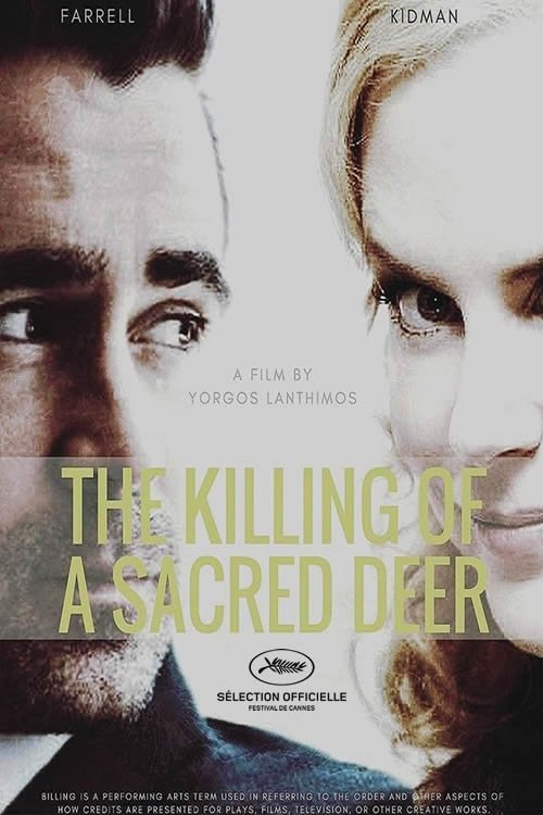 HD0792 - The Killing of a Sacred Deer 2017 - Giết Con Nai Thần
