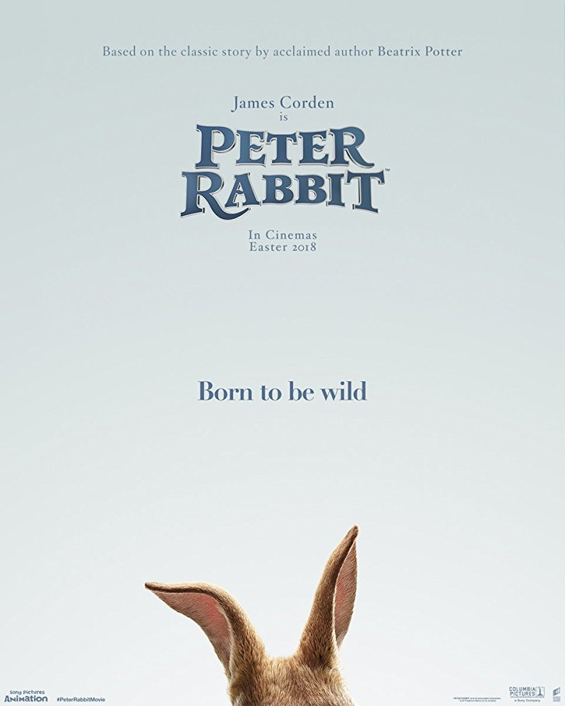 HD0813 - Peter Rabbit 2018 - Thỏ Peter 2018