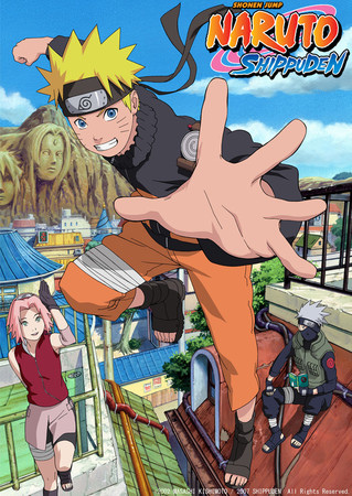 2106 - Naruto Shippuden the Movie (2008)