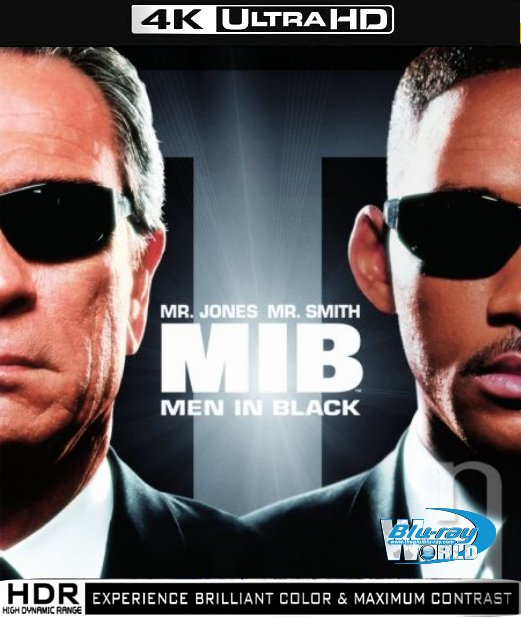 UHD020.Men in Black (DIEP VU AO DEN) 2160P (100G)