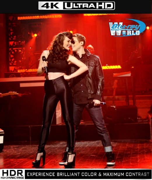 UHD023.MUSIC LIVE Karmin Performs on the Jimmy Kimmel Show 2013 2160p (50G)