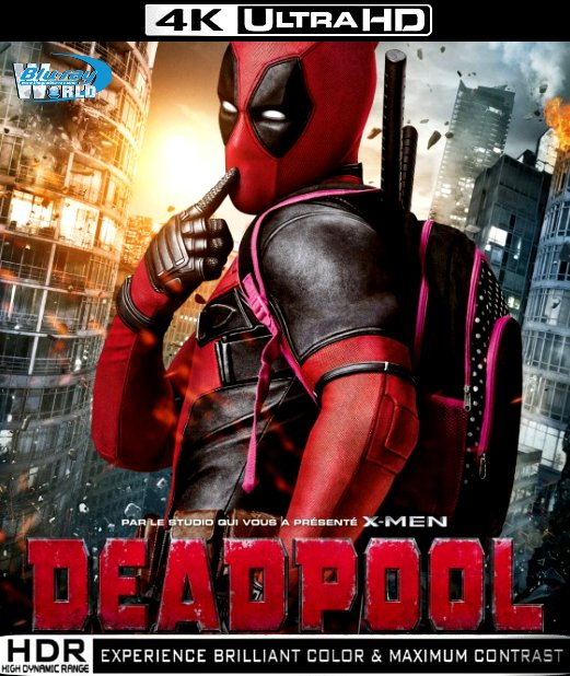 UHD035.DEADPOOL (2016) 2160P DTS-HD 7.1 (35G)