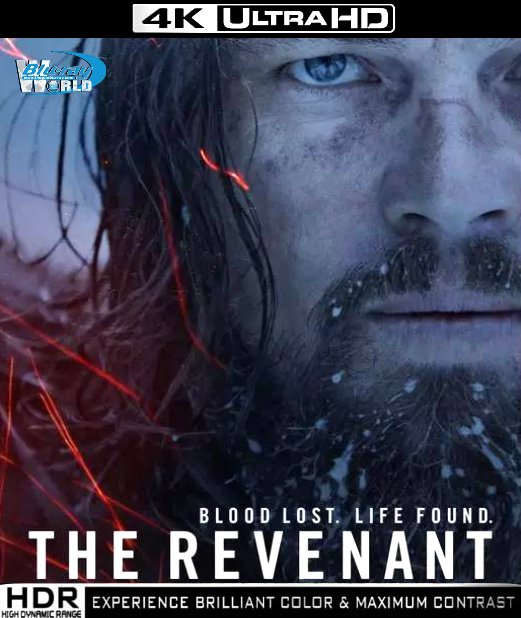 UHD036.THE REVENANT 2016 2160P (50G)