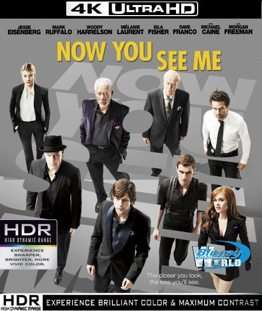 UHD057.Now You See Me 2013 4K UHD DTS-HD.MA.7.1 (55G)