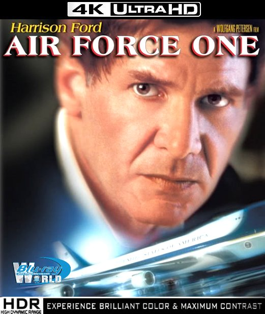 UHD077.Air Force One 1997 4K UHD (70G)