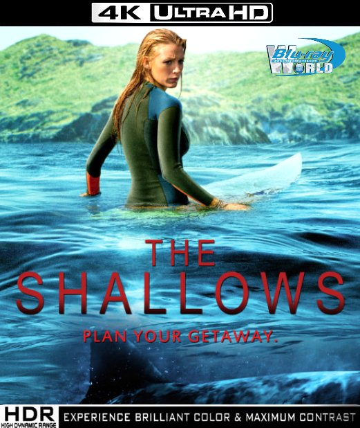 UHD082.The Shallows (2016) 4K UHD (55G)