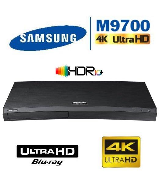 SAMSUNG Blu-ray 4K UBD-M9700 HDR+ (Đầu Phát Đĩa Blu-ray 4K)