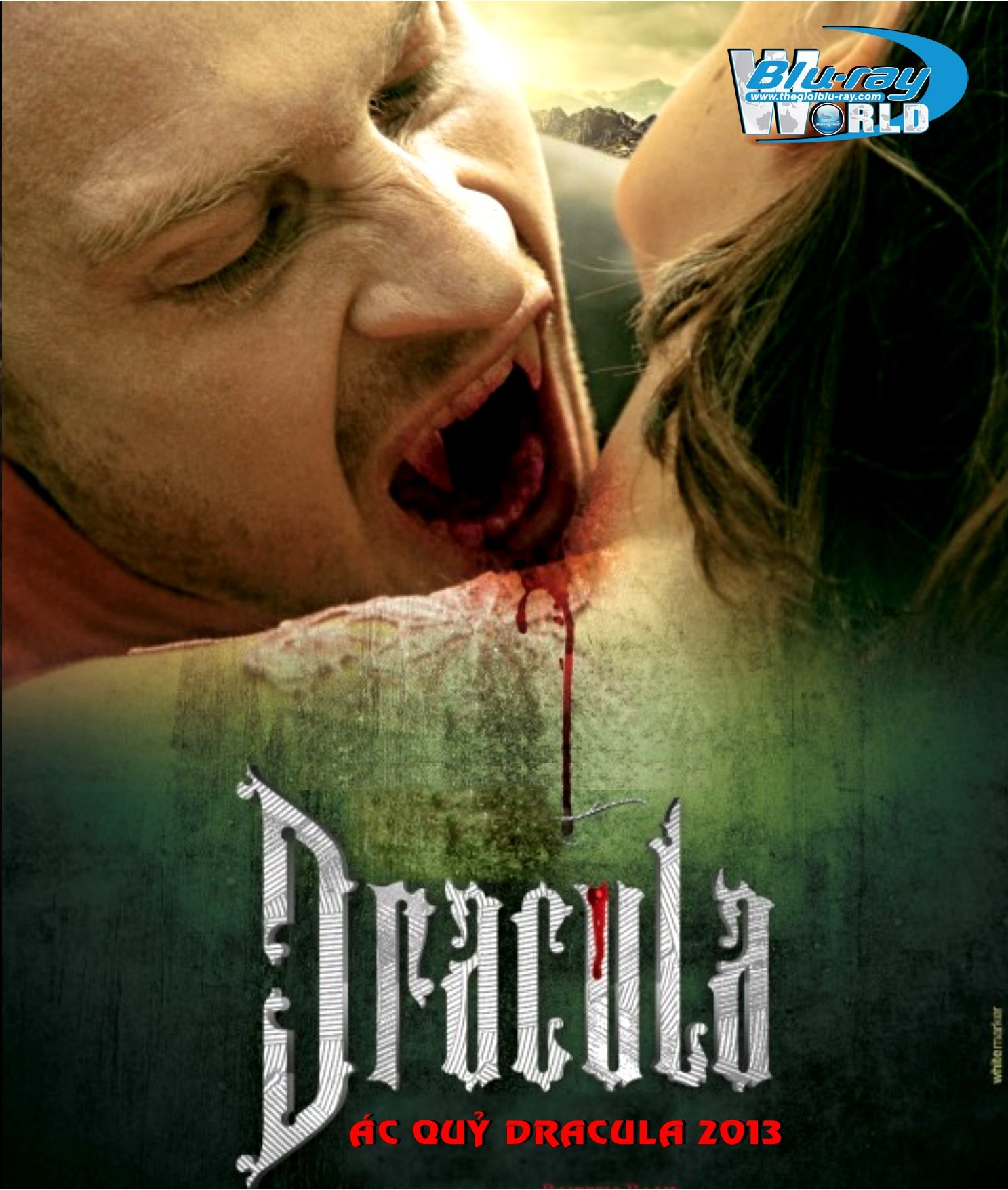 B1156 - Dracula 2012 - Ác Quỷ Dracula 2013 2D 25G (DTS-HD MA 5.1)