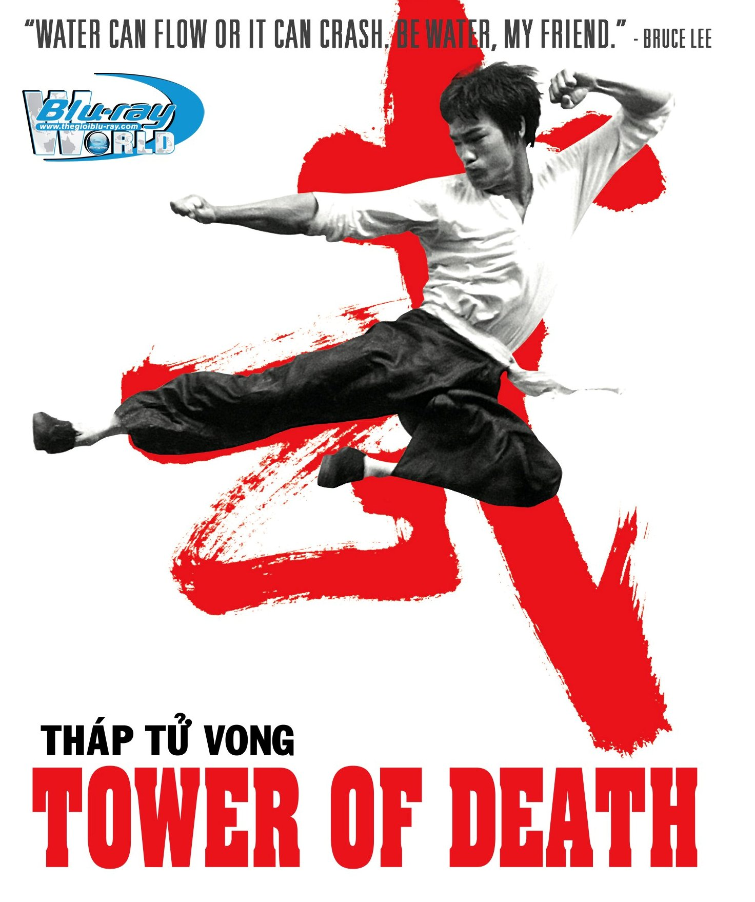 B1470. Bruce Lee - Tower of Death 1981 - THÁP TỬ VONG 2D 25G (DTS-HD MA 5.1)