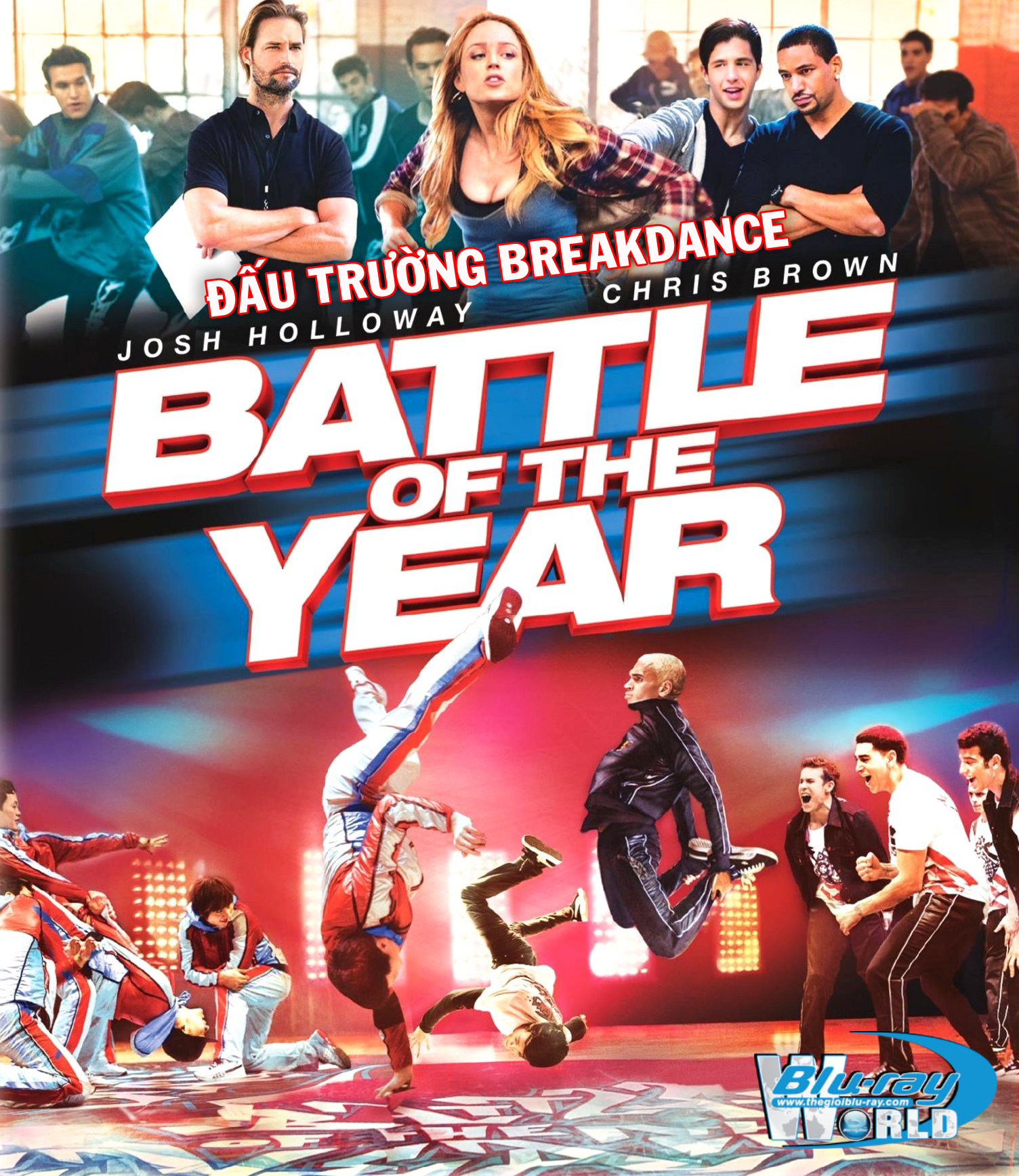 B1522. Battle of the Year The Dream Team - ĐẤU TRƯỜNG BREAKDANCE 2D 25G (DTS-HD MA 5.1)