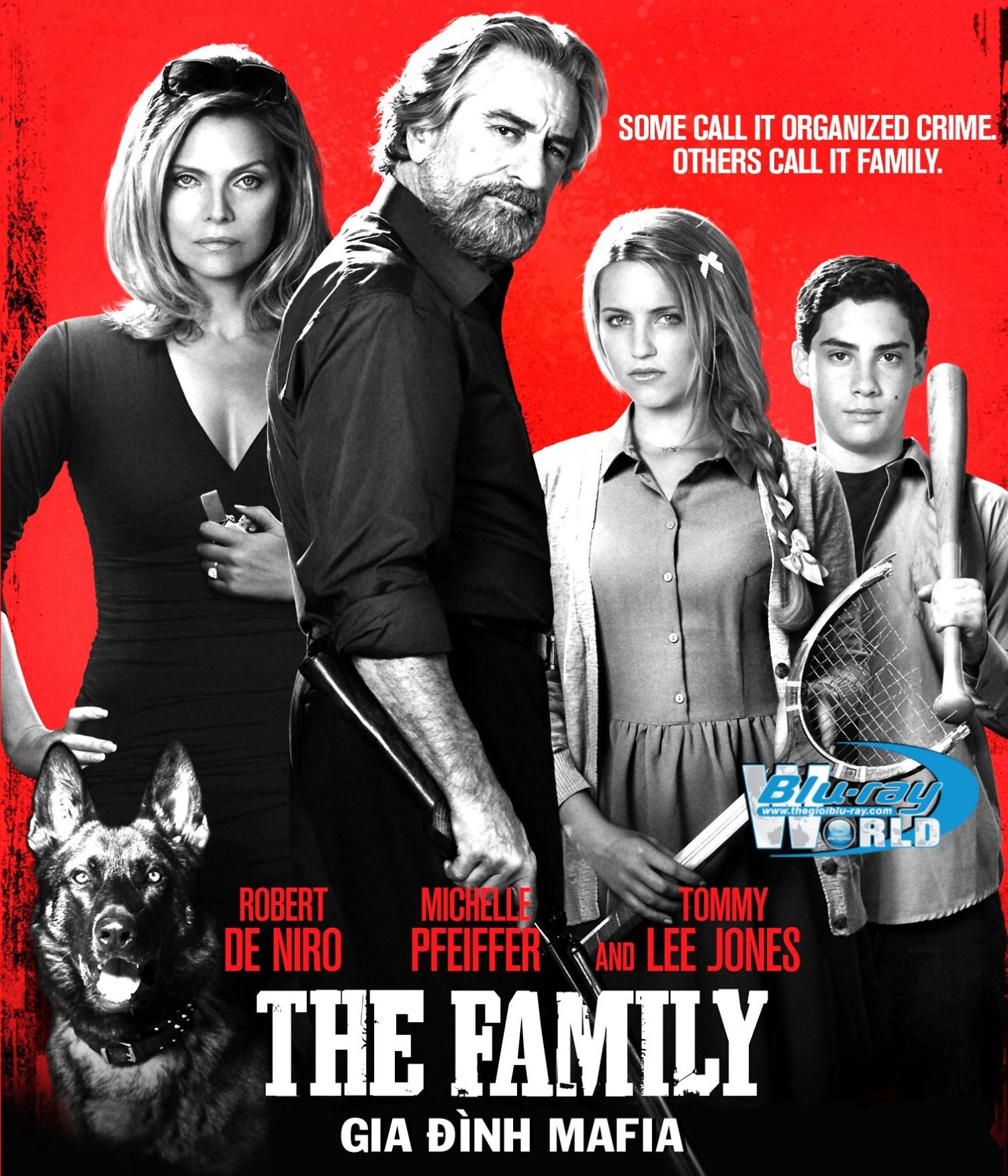 B1556. THE FAMILY - GIA ĐÌNH MAFIA 2D 25G (DTS-HD MA 5.1)