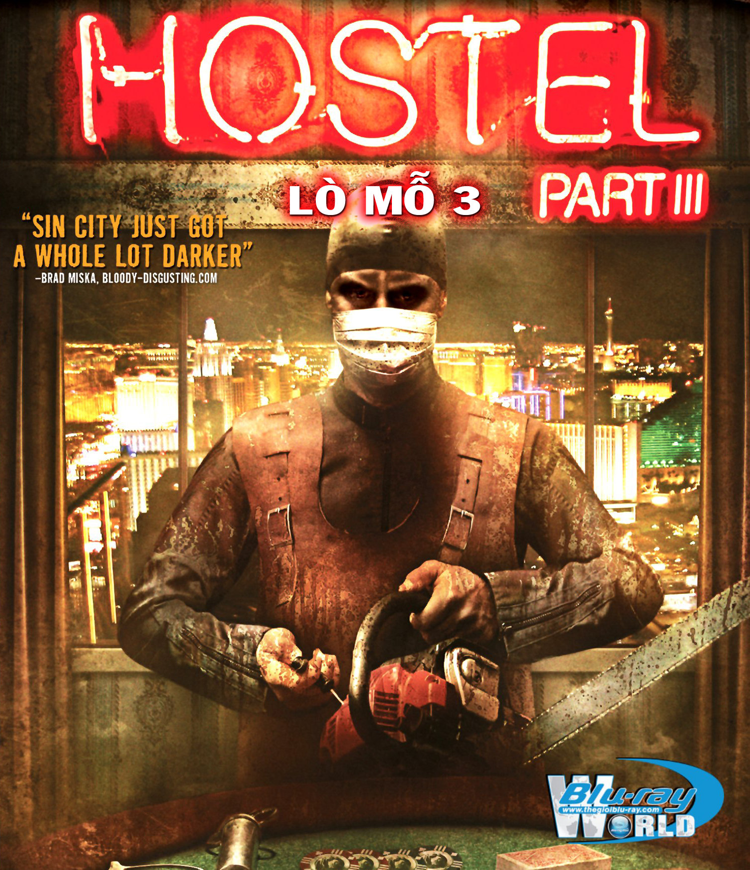 B1566. Hostel Part 3 - LÒ MỖ 2D 25G (DTS-HD MA 5.1)