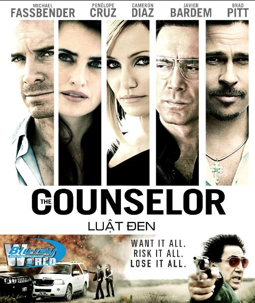 B1620. The Counselor - LUẬT ĐEN 2D 25G (DTS-HD MA 5.1)