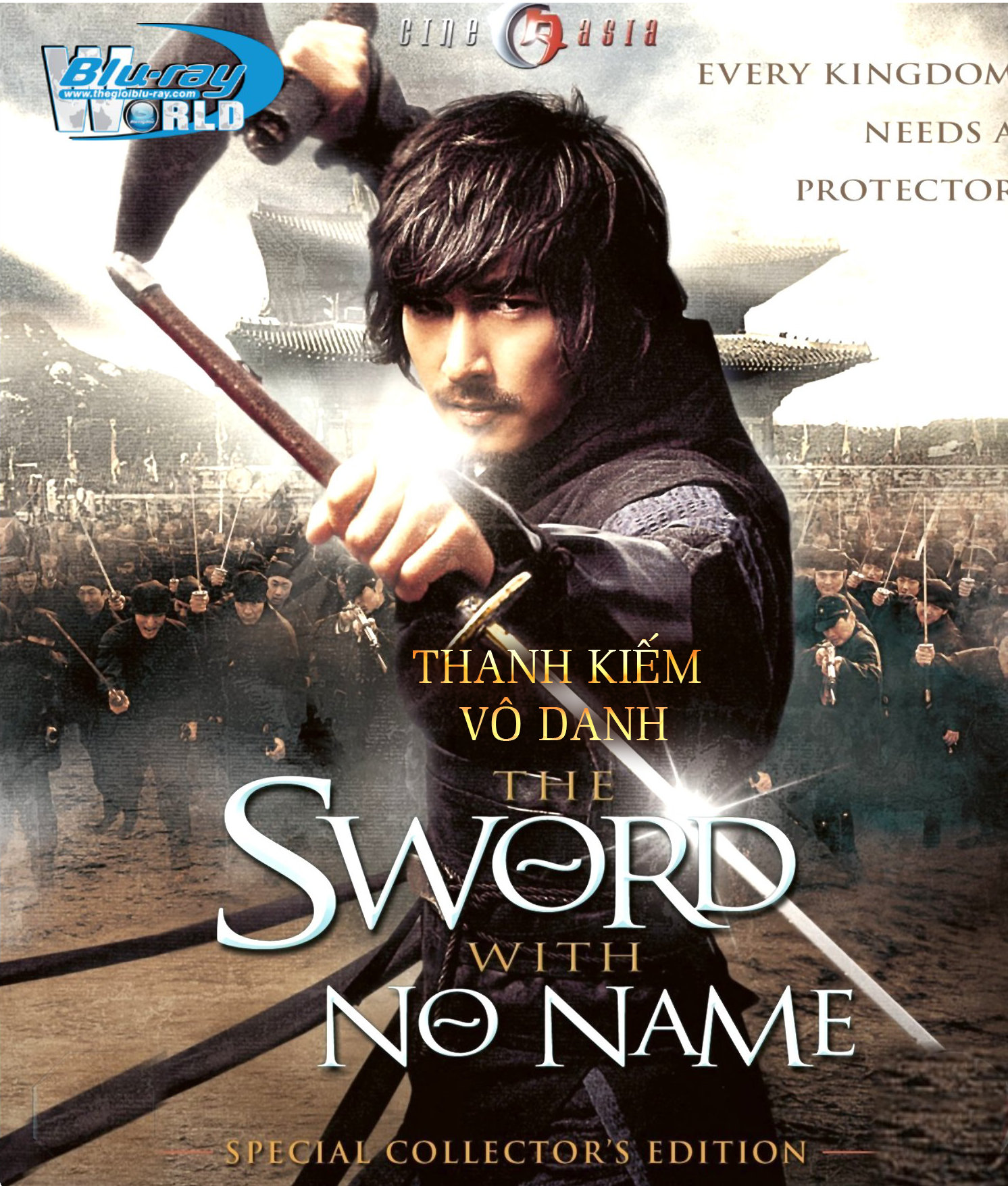 B1678. The Sword With No Name - THANH KIẾM VÔ DANH 2D 25G (DTS-HD MA 5.1)