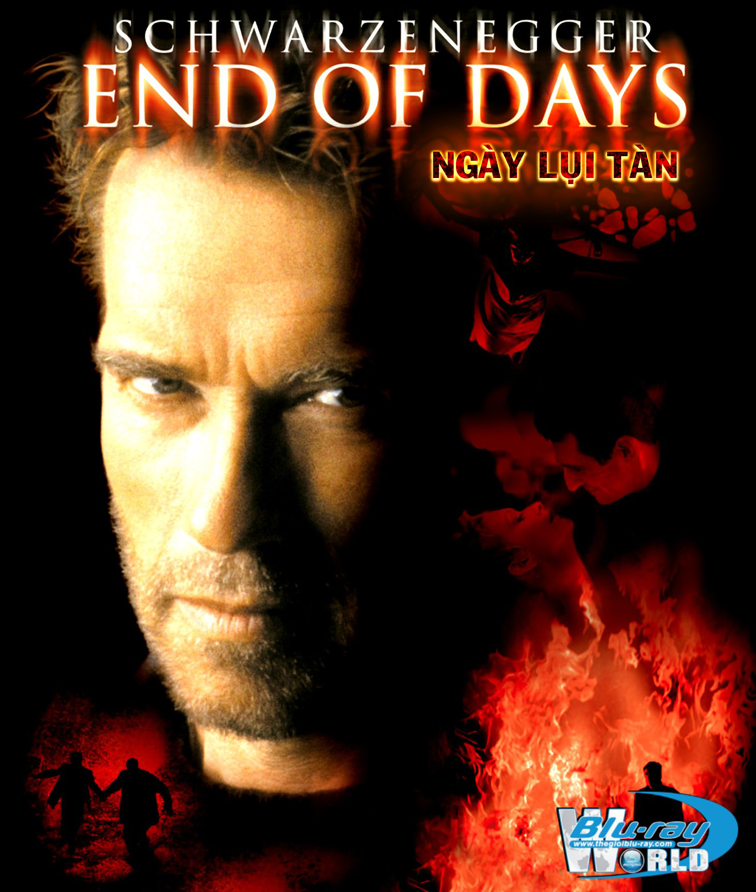 B1717. End Of Days - NGÀY LỤI TÀN 2D 25G (DTS-HD MA 5.1)