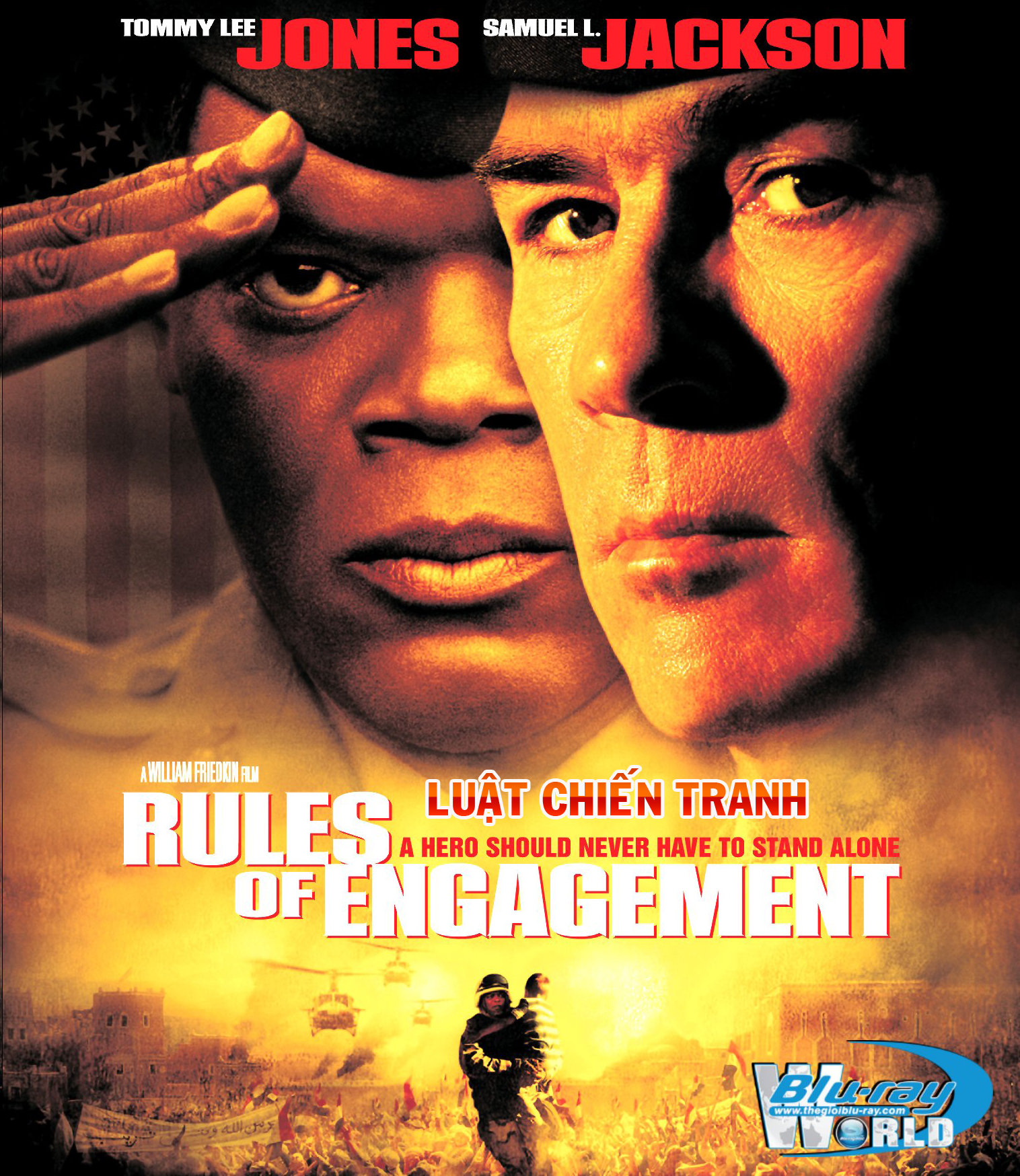 B1719. Rules Of Engagement - LUẬT CHIẾN TRANH 2D 25G (DTS-HD MA 5.1)