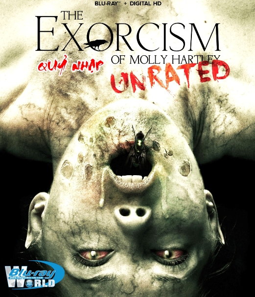 B2316. The Exorcism of Molly Hartley - QUỶ NHẬP 2D25G (DTS-HD MA 5.1)