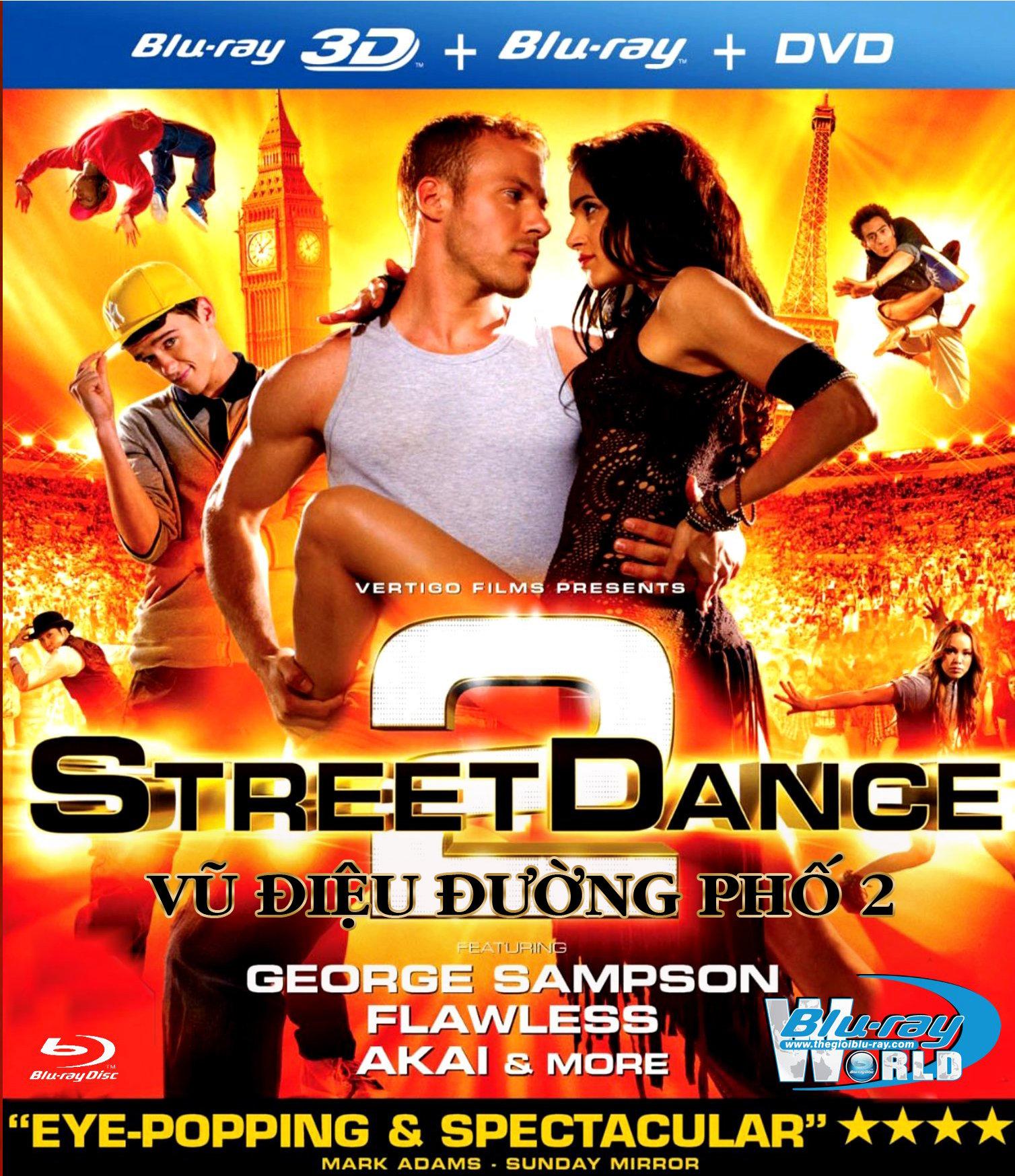 street dance 3d online español