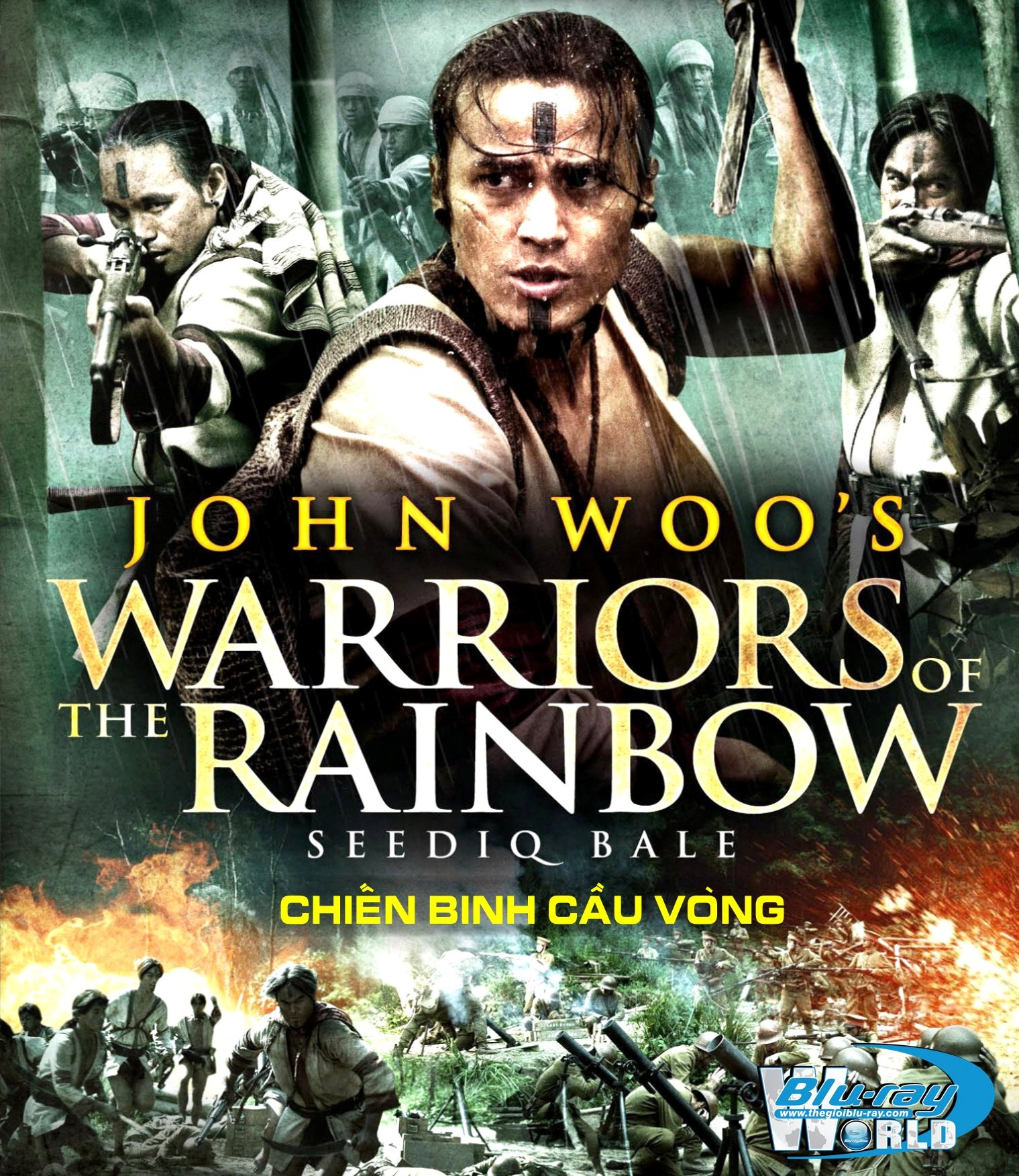 Warriors Of The Rainbow Seediq Bale