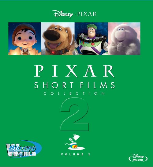 B978 - Pixar Short Films Collection 2 2012 2D 25G (DTS-HD 5.1)
