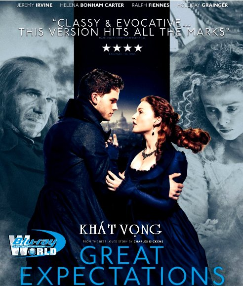 B1170 - Great Expectations 2012 - KHÁT VỌNG 2D 25G (DTS-HD MA 5.1)