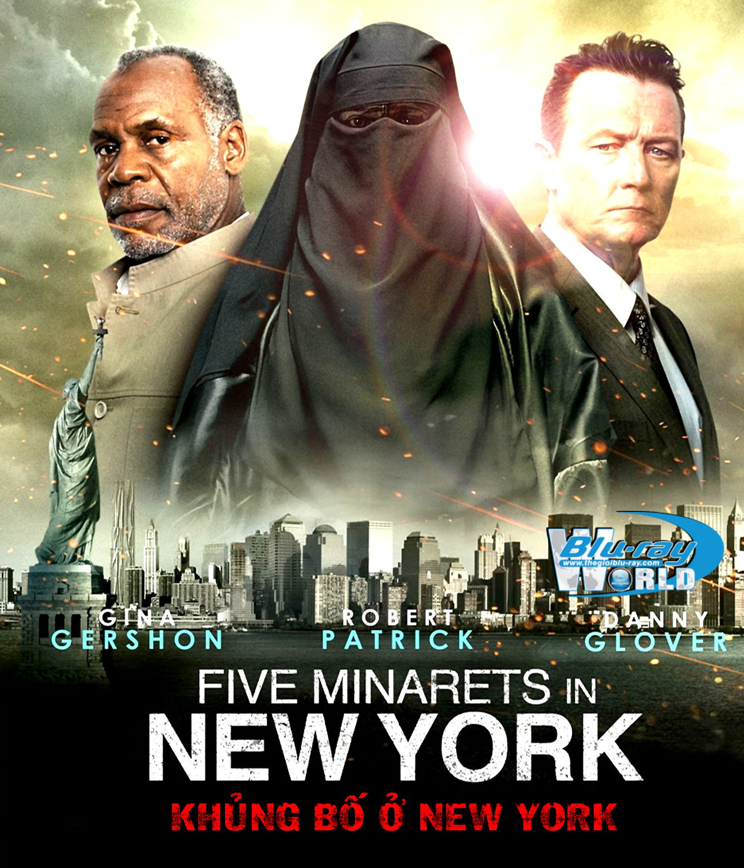 B1508. Five Minarets in New York - KHỦNG BỐ Ở NEW YORK 2D 25G (DTS-HD MA 5.1)