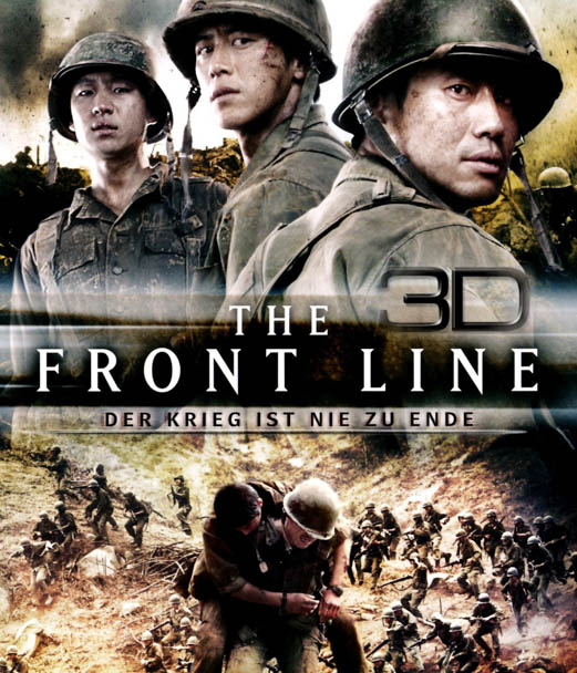 F129 - The Front Line 3D 50G (DTS-HD 5.1)