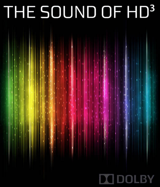 F137 - The Sound Of HD3 - 3D 50G