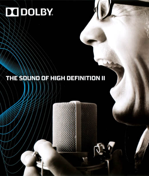 F153 - Dolby - The Sound Of High Definition II 3D 50G