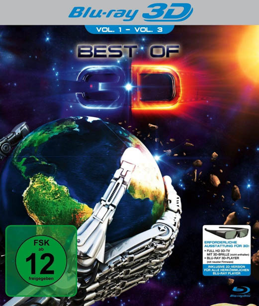 F192 - 3Definitive Collection The Best of 3D Content Hub 2012