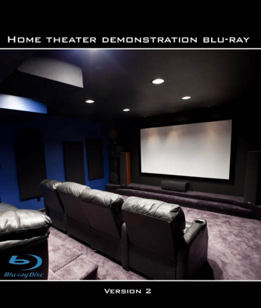 F197 - Home Theater Demonstration Bluray V2.0