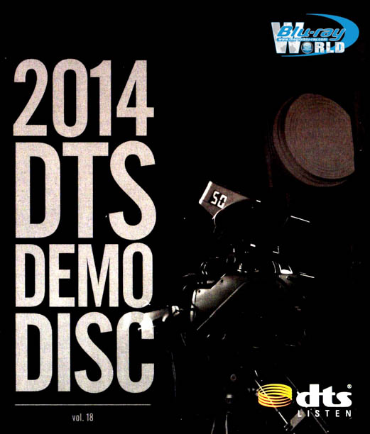 F497. DTS Demo Disc 18 2014 (25G)