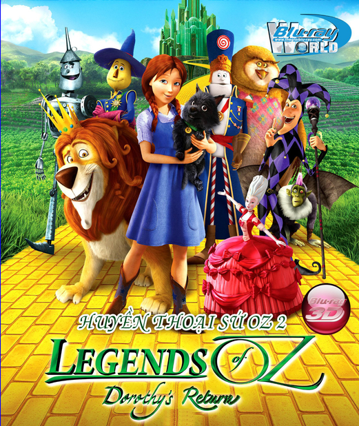 D231. The Legend of Oz Dorothy