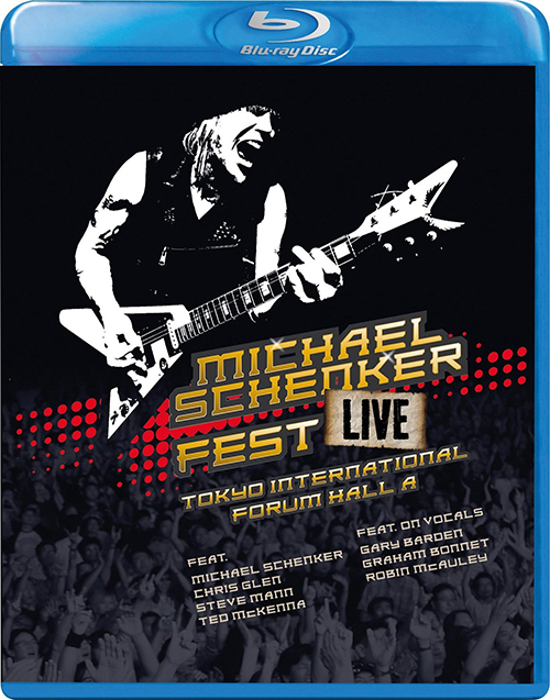 M1654.Michael Schenker Fest – Live Tokyo International Forum Hall A (2016) (50G)