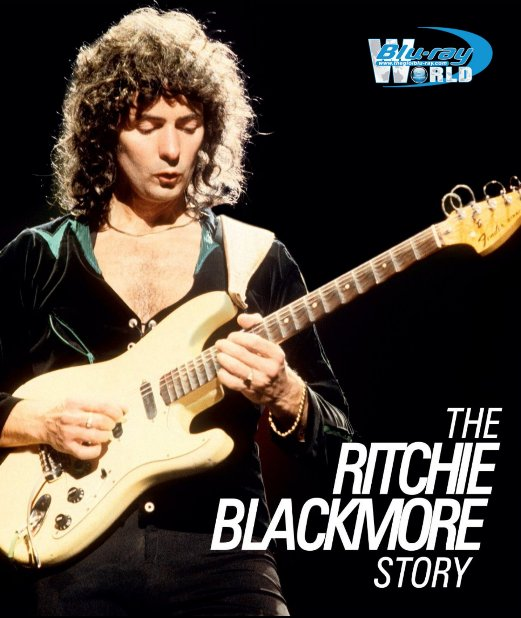 M1360.The Ritchie Blackmore Story (2015)  (50G)