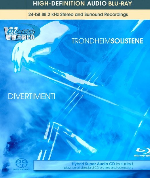 M1528.TrondheimSolistene Divertimenti (2008)  (50G) BLURAY AUDIO