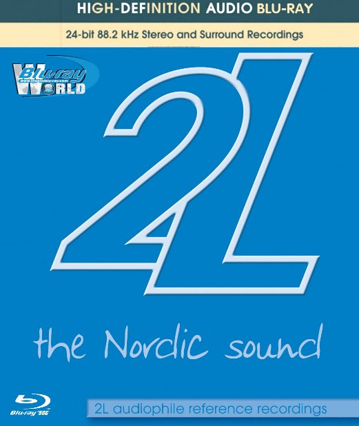 M1530.The Nordic Sound - 2L Audiophile Reference Recordings (2009) (50G) BLURAY AUDIO