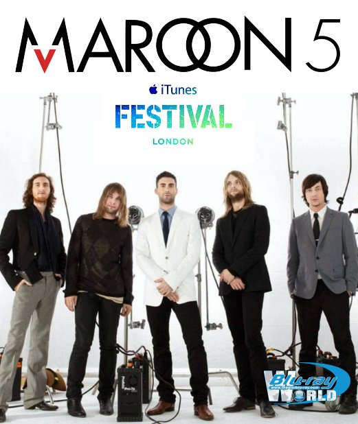 M1554.Maroon 5 - iTunes Festival London 2014 (25G)