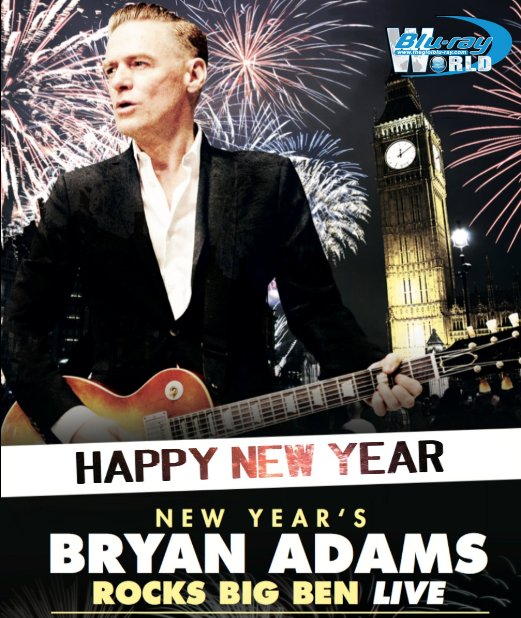 M1556. Bryan Adams - Rocks Big Ben 2016 (25G)