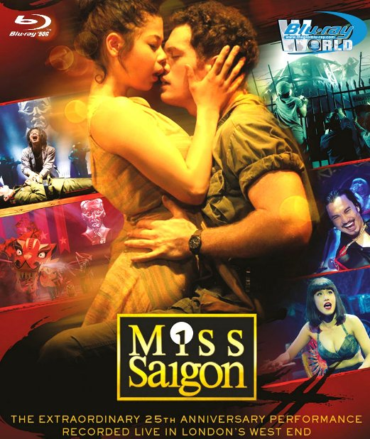 M1583.Miss Saigon 25th Anniversary Performance – Recorded Live in London