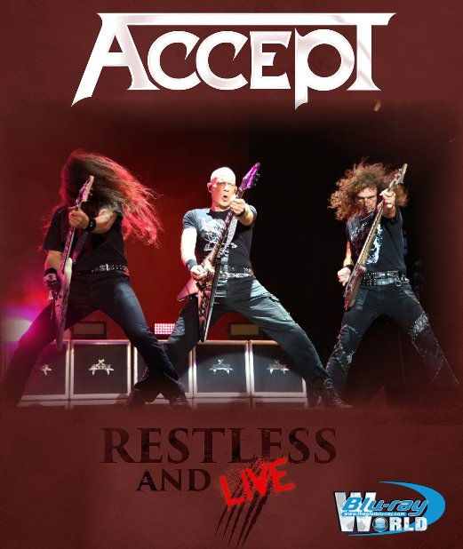 M1606.Accept Restless and Live 2015 (25G)