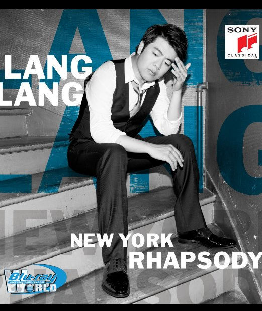 M1633.Lang Lang New York Rhapsody 2016 (25G)