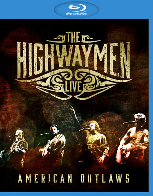 M1650.The Highwaymen Live American Outlaws  (50G)