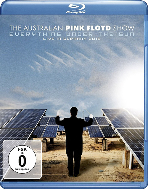M1651.The Australian Pink Floyd Show Everything Under The Sun – Live in Germany (2016) (50G)